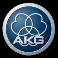 לוגו AKG